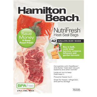 Get parts for NutriFresh™ Vacuum Sealer Bags (78305)