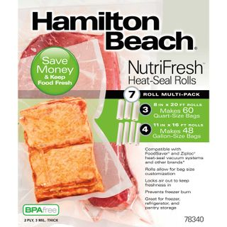 Get parts for NutriFresh™ Heat-Seal 7 Roll Multi-Pack (78340)