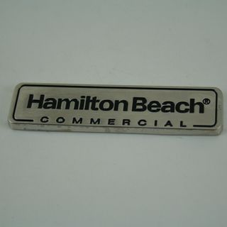 Get parts for Hamilton Beach Comm. Badge