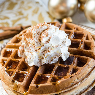 Recipes for Waffle Bakers