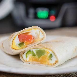Recipes for Breakfast Burrito Maker