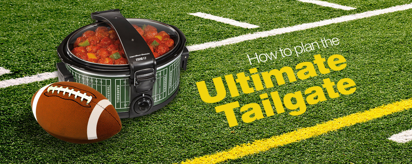 How to Plan the Ultimate Tailgate