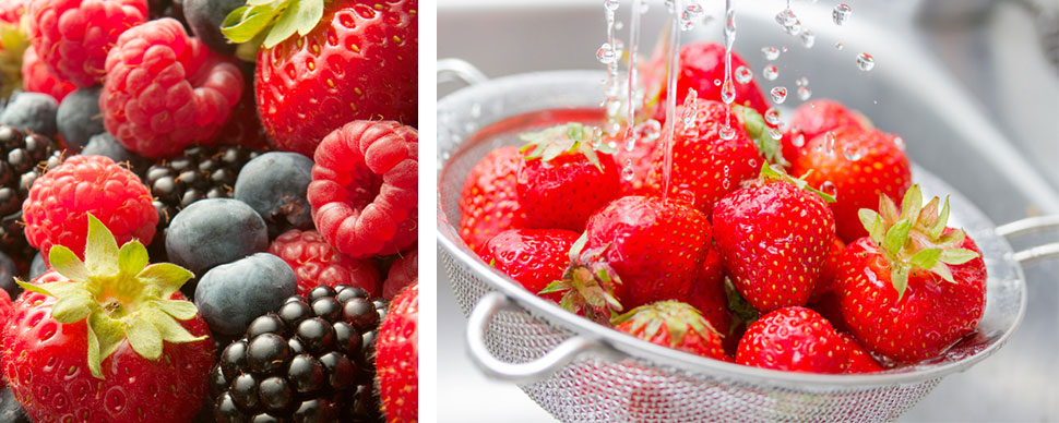 How to Clean and Store Fresh Summer Berries