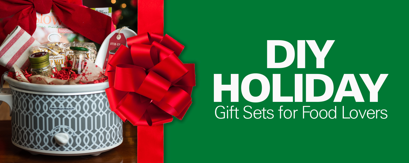 Diy Holiday Gift Sets For Food Lovers From Hamilton Beach