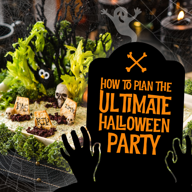 Mobile - How to Plan the Ultimate Halloween Party