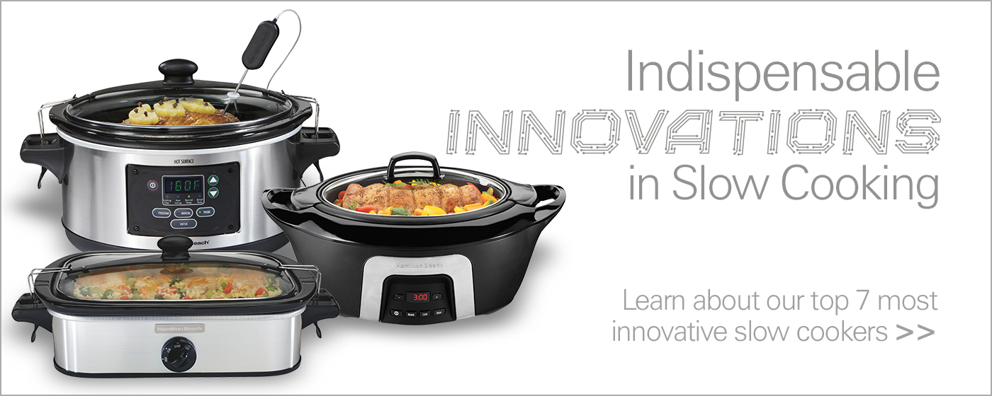 Innovative Slow Cookers