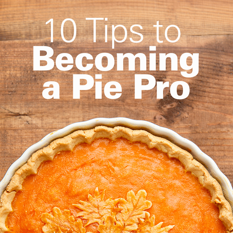 Mobile - 10 Tips to Becoming a Pie Pro