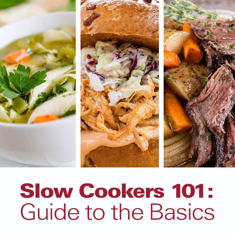 Mobile - Slow Cookers 101: Guide to the Basics