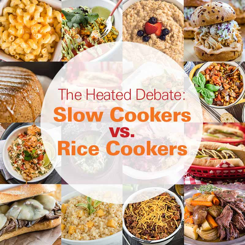 Mobile - The Heated Debate: Slow Cookers vs. Rice Cookers