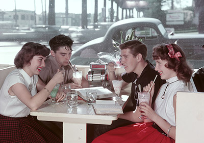 Soda Fountain Kids