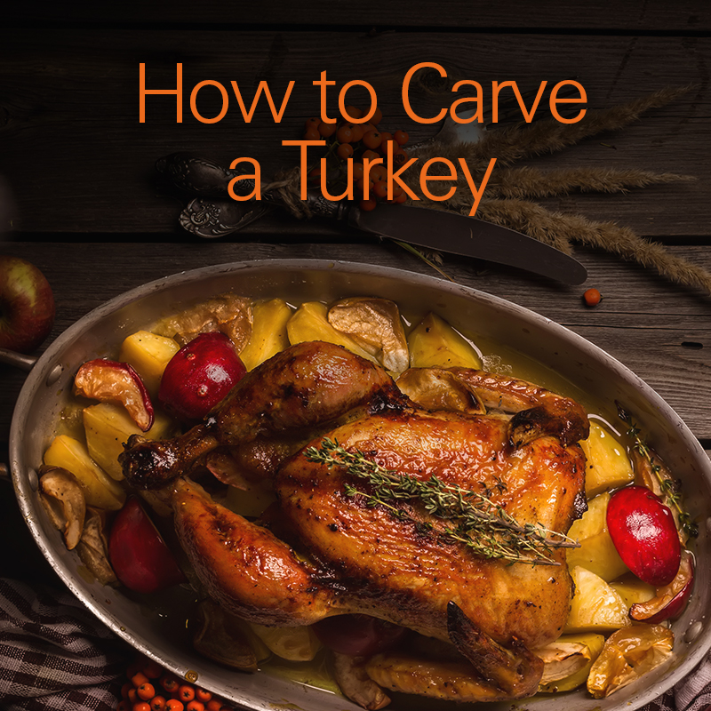 Mobile - How to Carve a Turkey