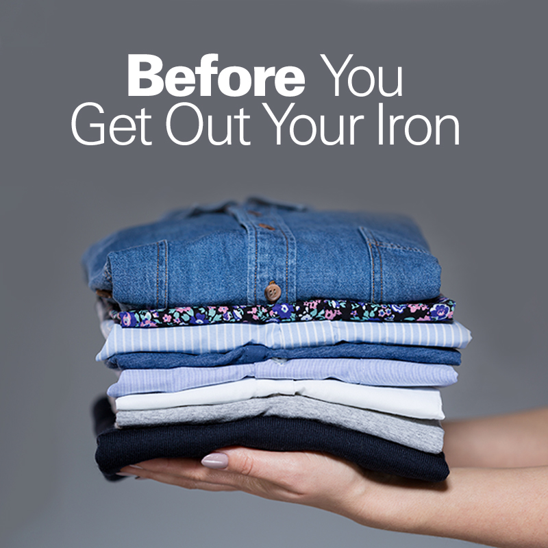 Mobile - The Ultimate Ironing Guide: Before You Get Out Your Iron