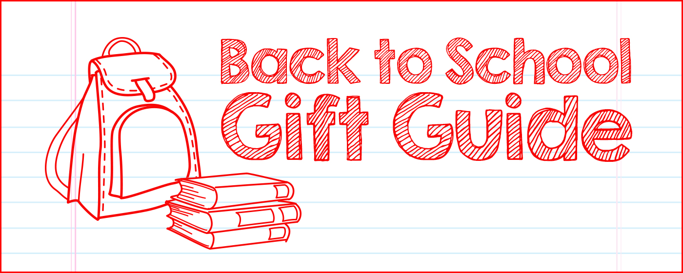 Back to School Sale Gift Guide