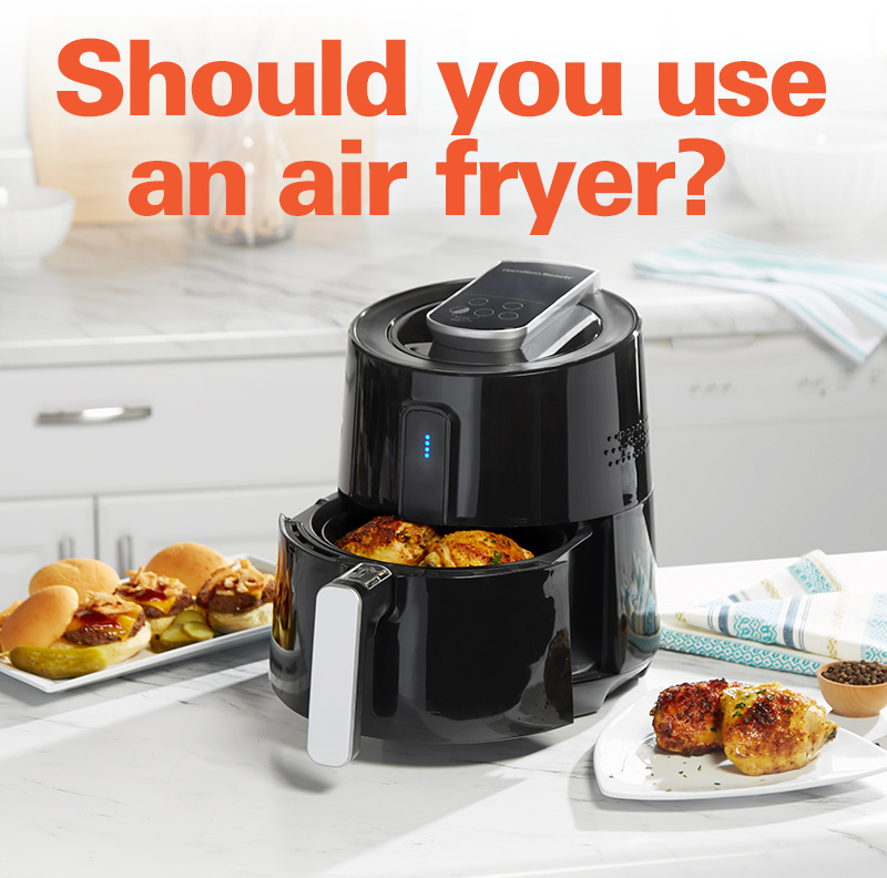 Should you use an air fryer?