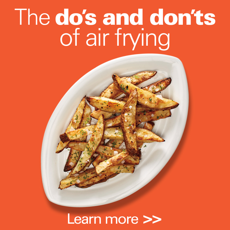 Mobile - The Do's and Don'ts of Air Frying