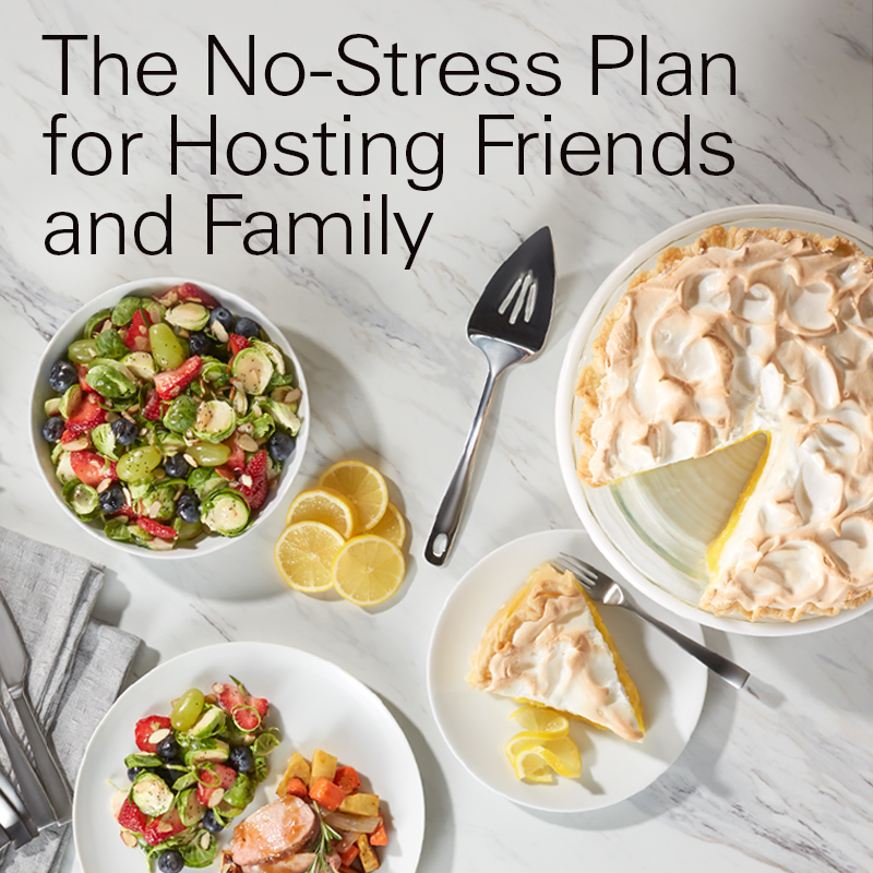 Cook Like a Pro: The No-Stress Plan for Hosting Friends and Family