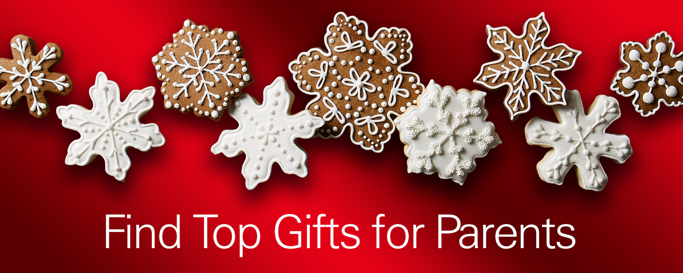 Top Gifts for Parents
