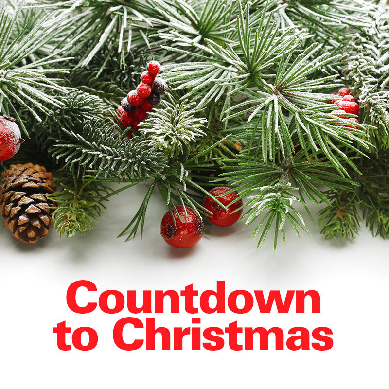Mobile - Countdown To Christmas