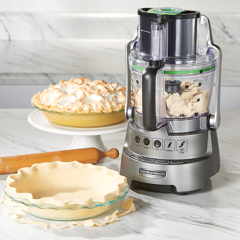 Enter for a Chance to Win a Hamilton Beach® Profesional 14-Cup Food Processor