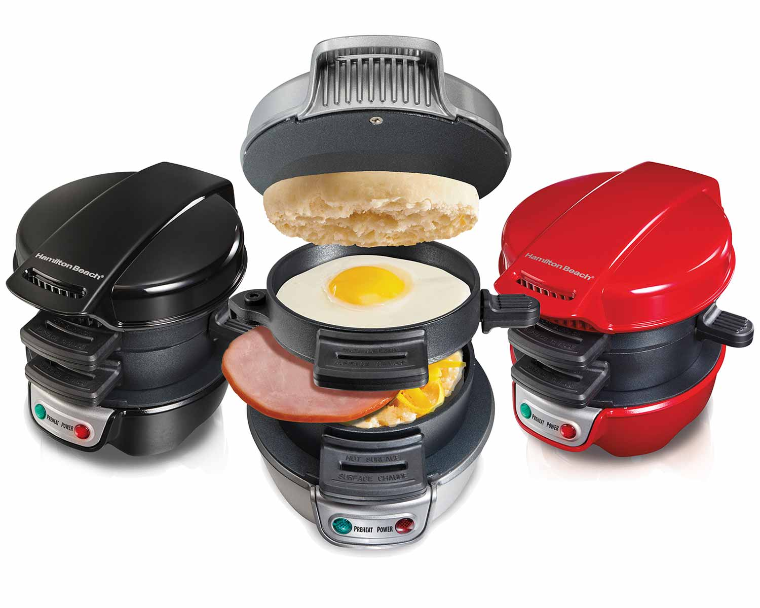 Breakfast Sandwich Maker.