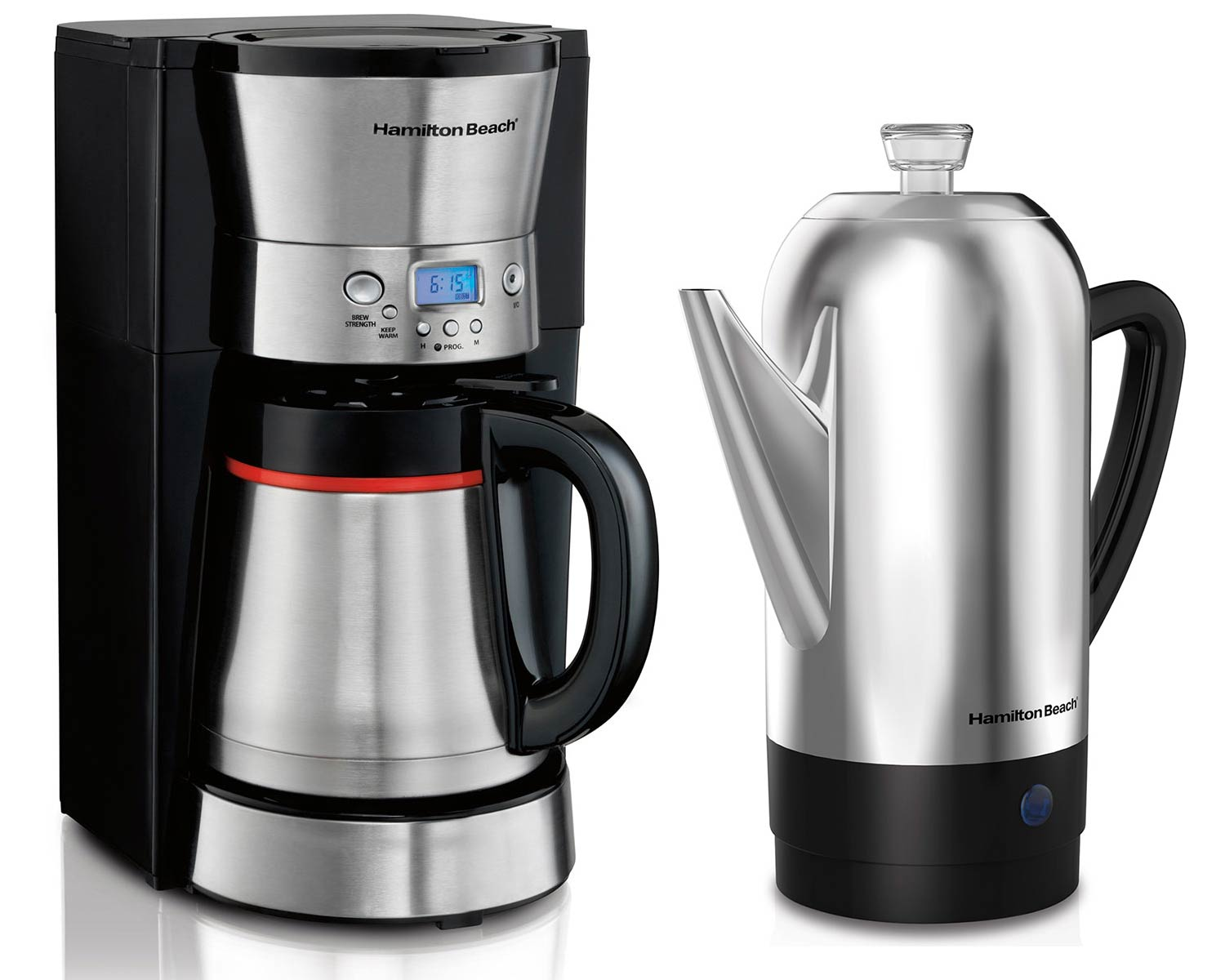 Stainless Steel Coffee Makers.