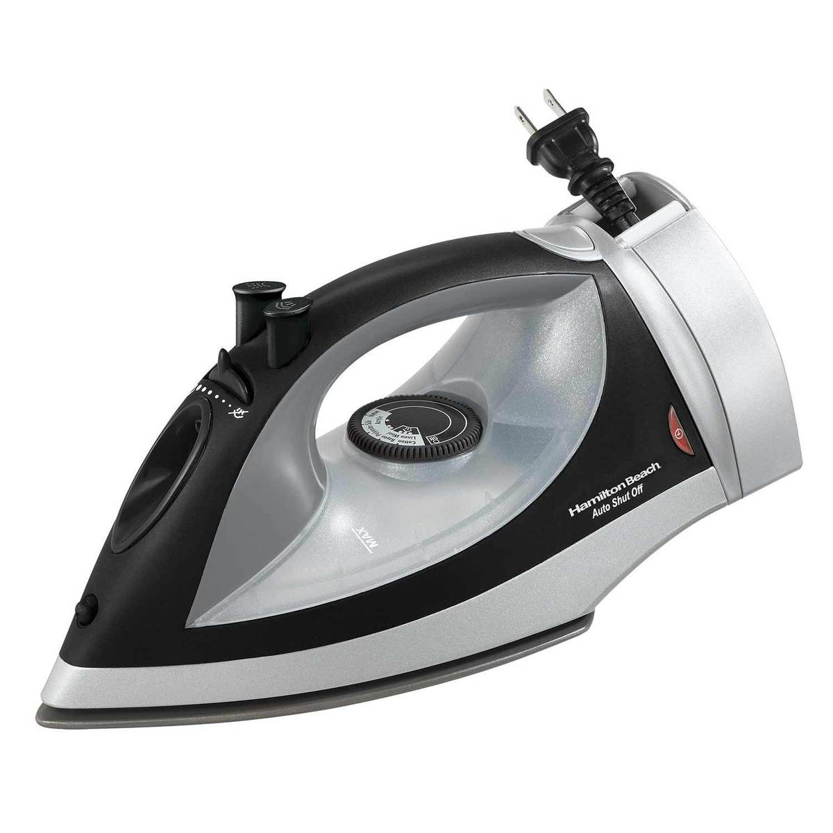 Nonstick Iron with Retractable Cord (14210)