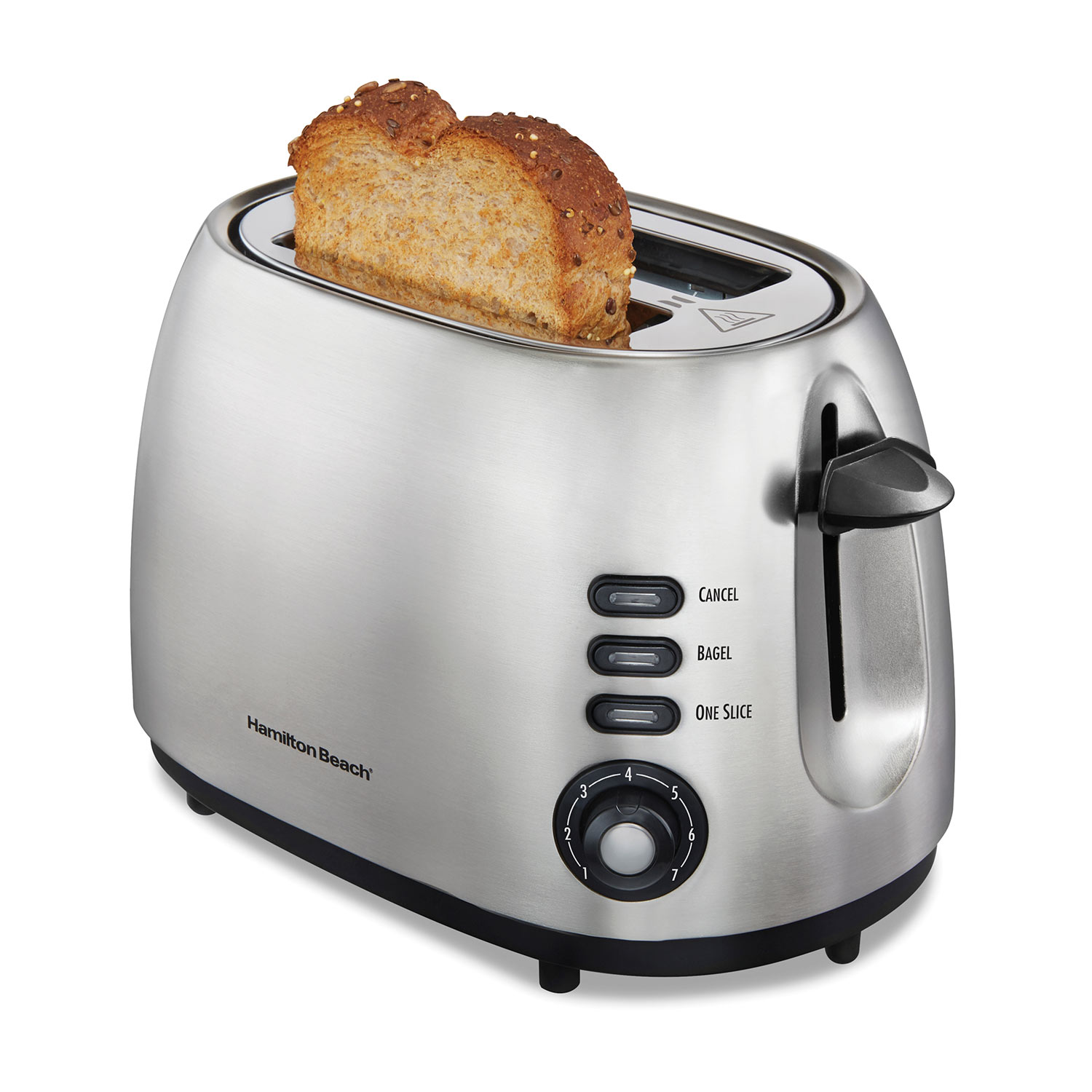 2 Slice Toaster with Sure-Toast™ Technology, Stainless Steel (22220)
