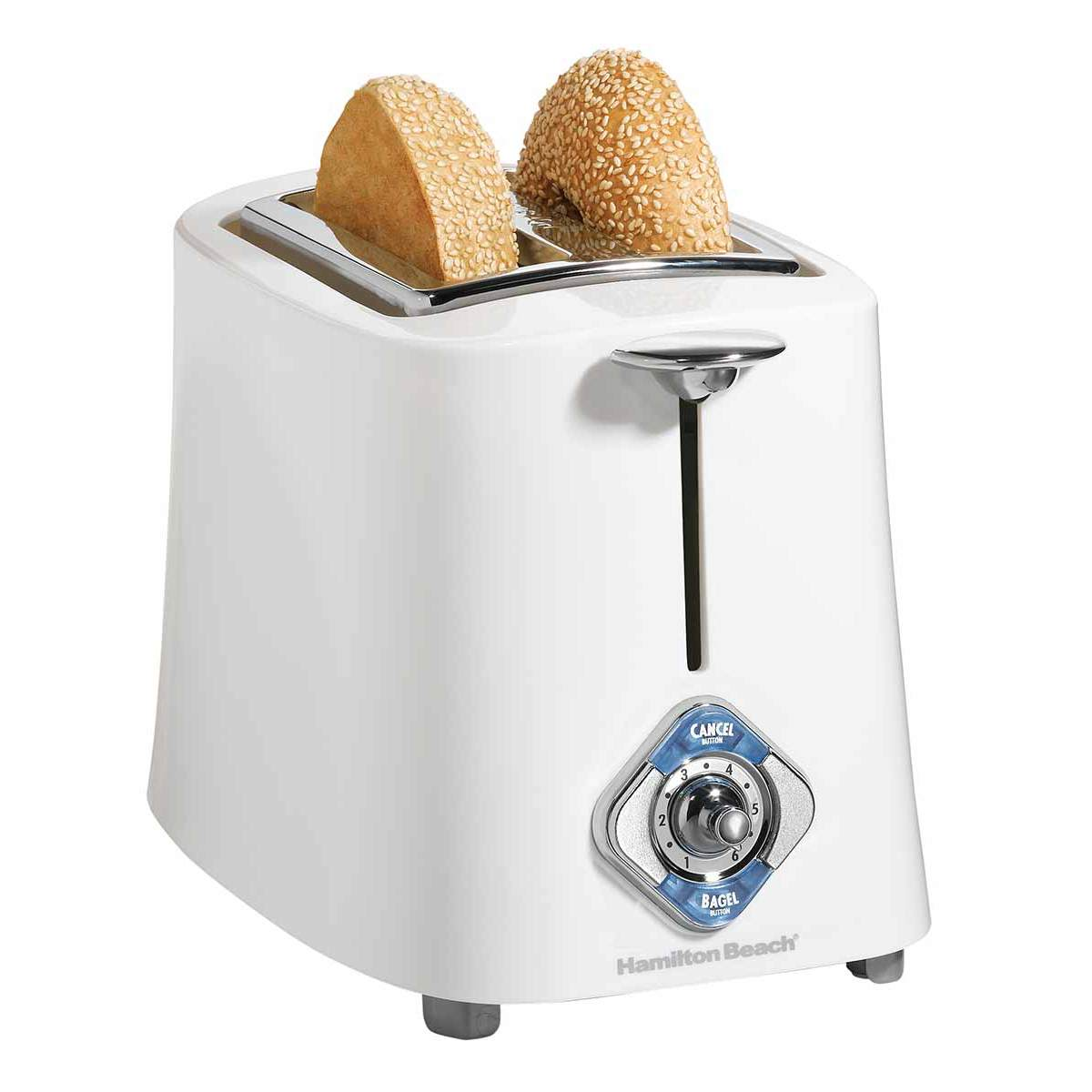 2 Slice Bagel Toaster (22303)