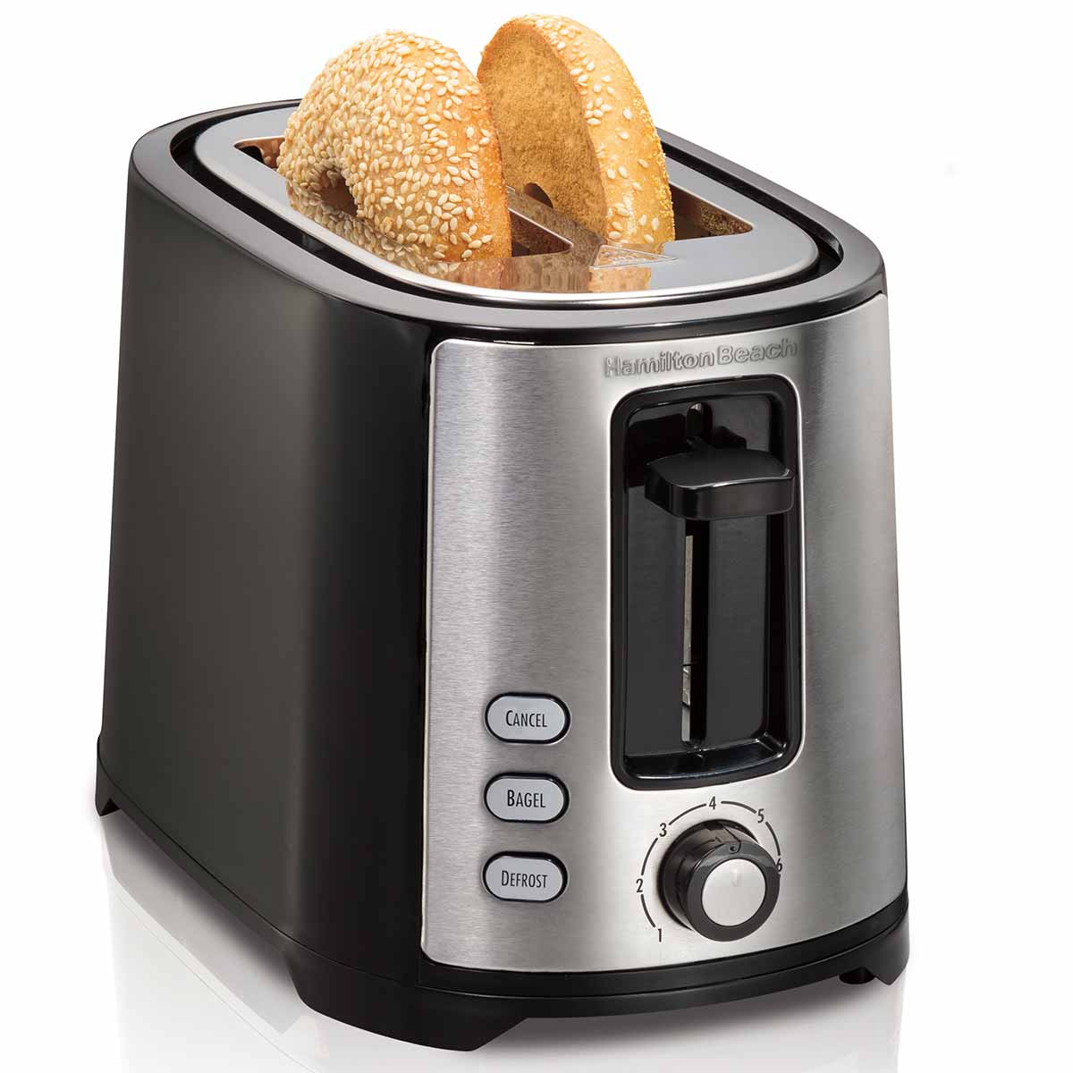 Hamilton Beach Extra-Wide Slot 2-Slice Toaster - 22633
