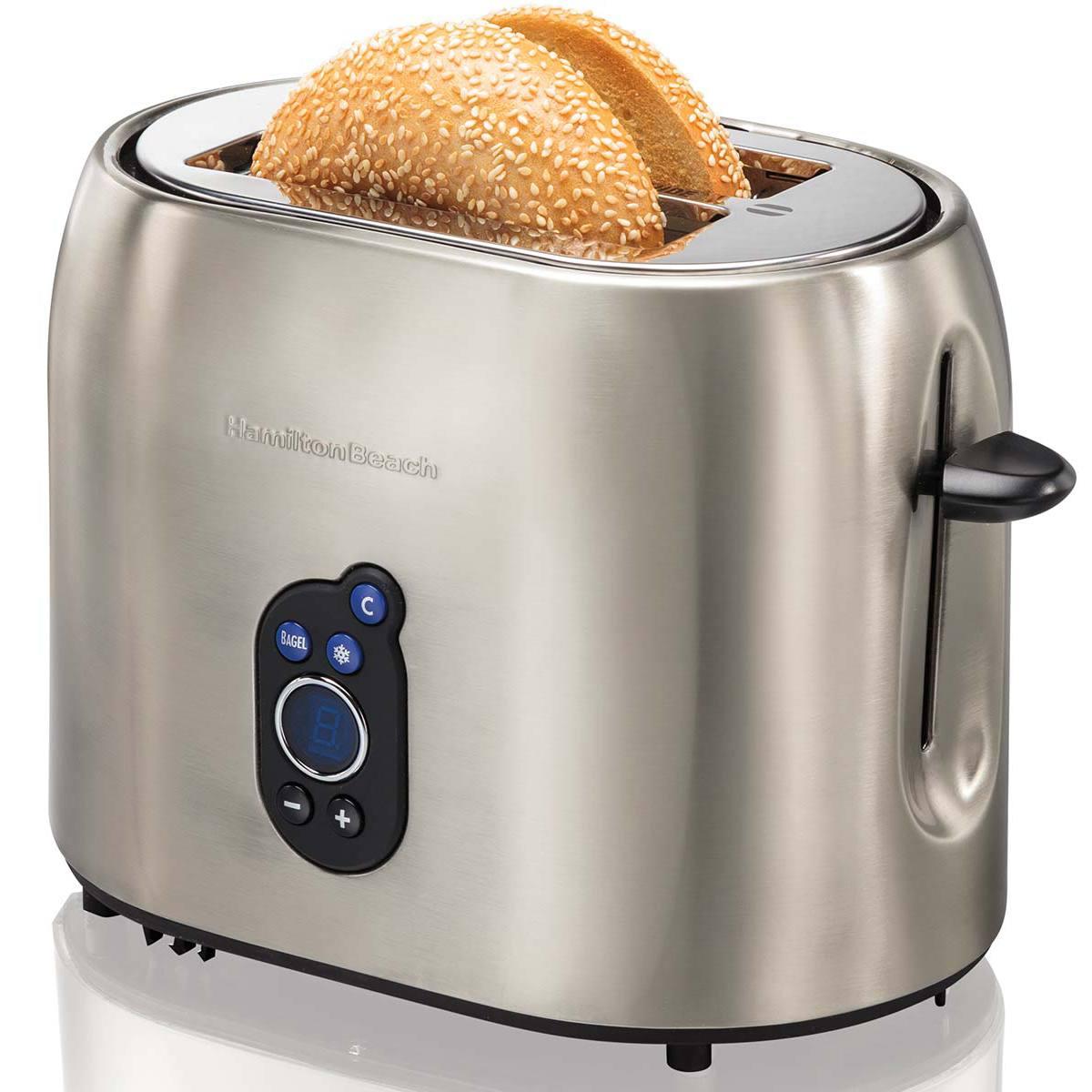 2 Slice Digital Toaster (22702)