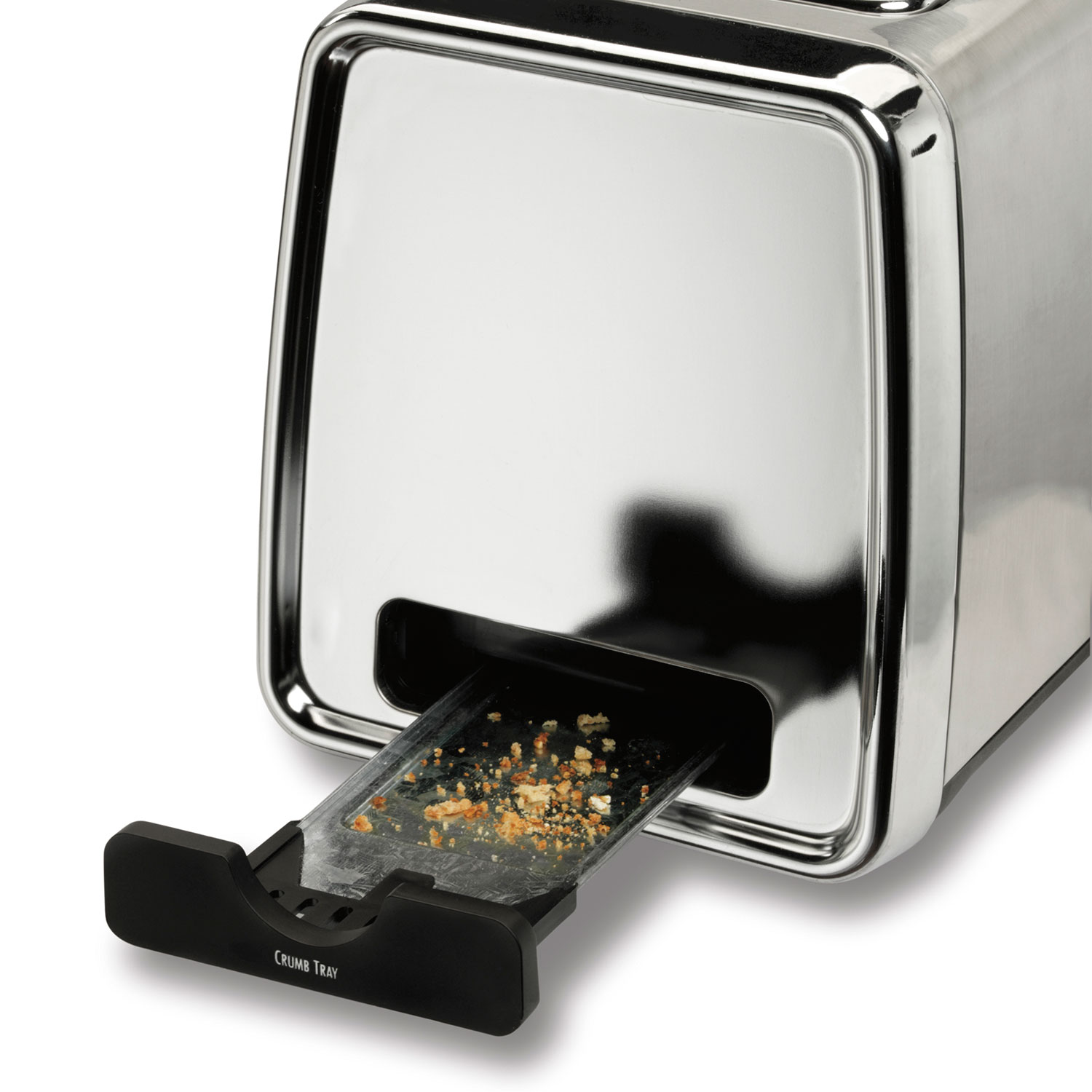 Modern Chrome 2 Slice Toaster (22785)