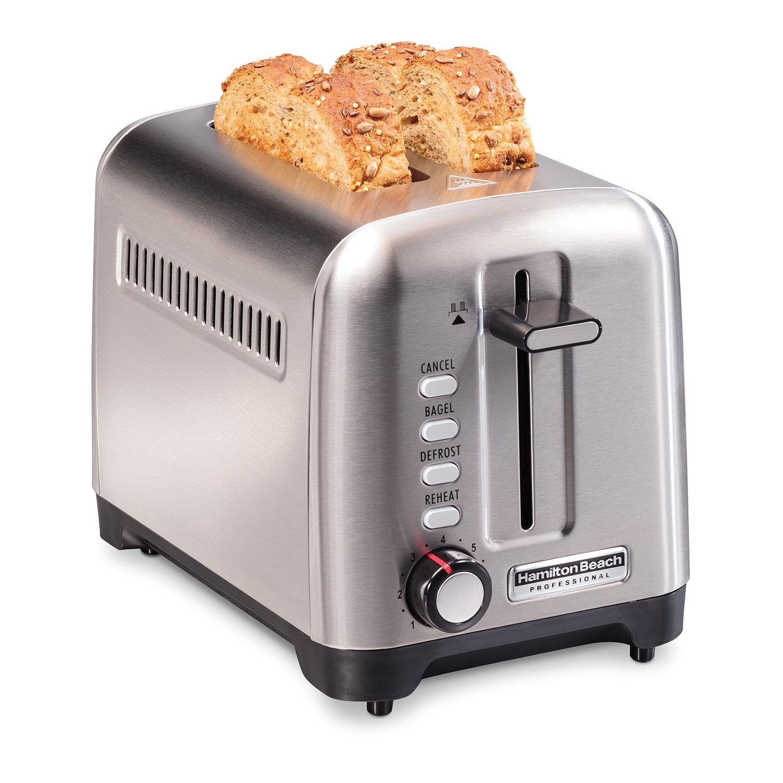 Hamilton Beach® Professional 2 Slice Toaster (22990)