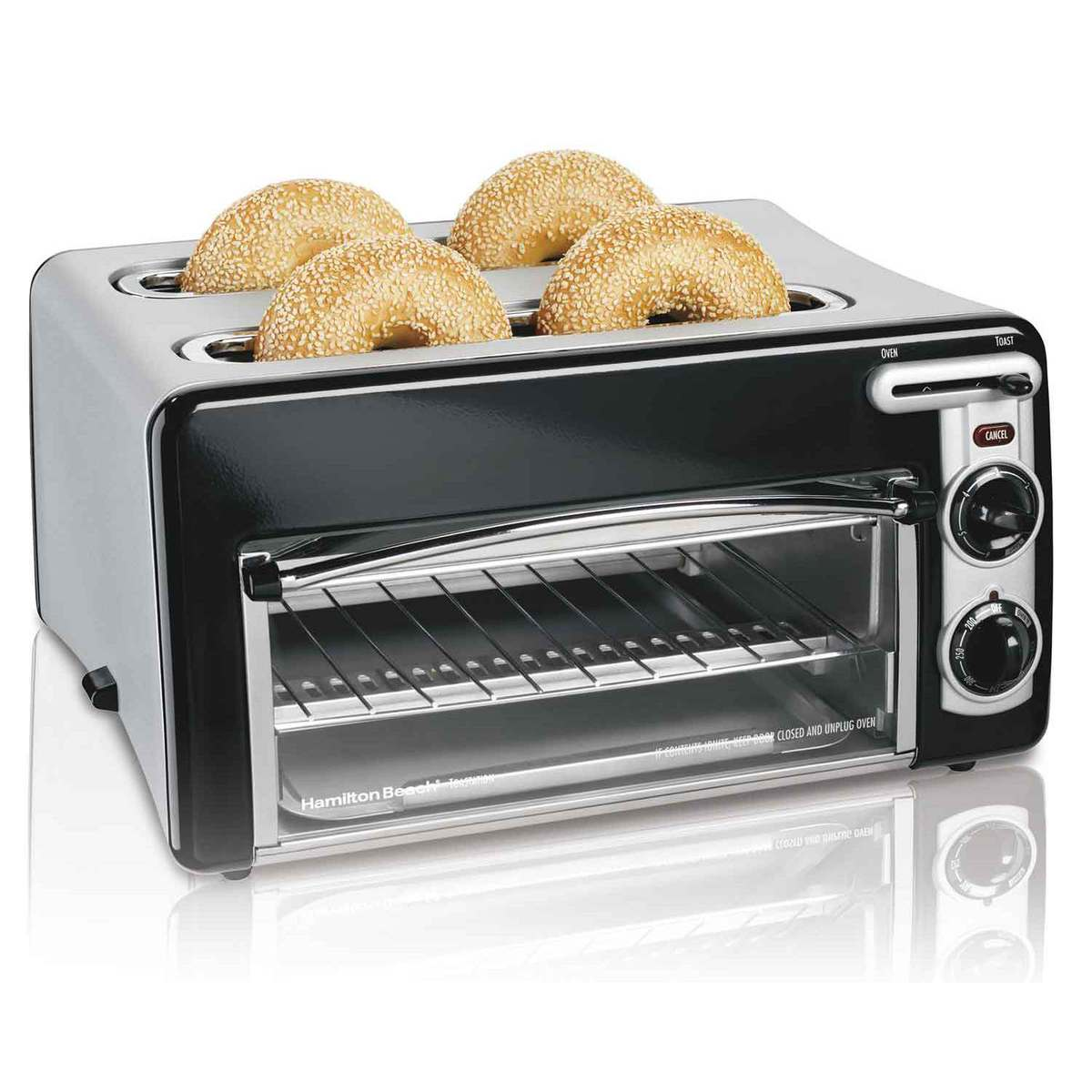 Toastation® 4 Slice Toaster & Oven (24708)
