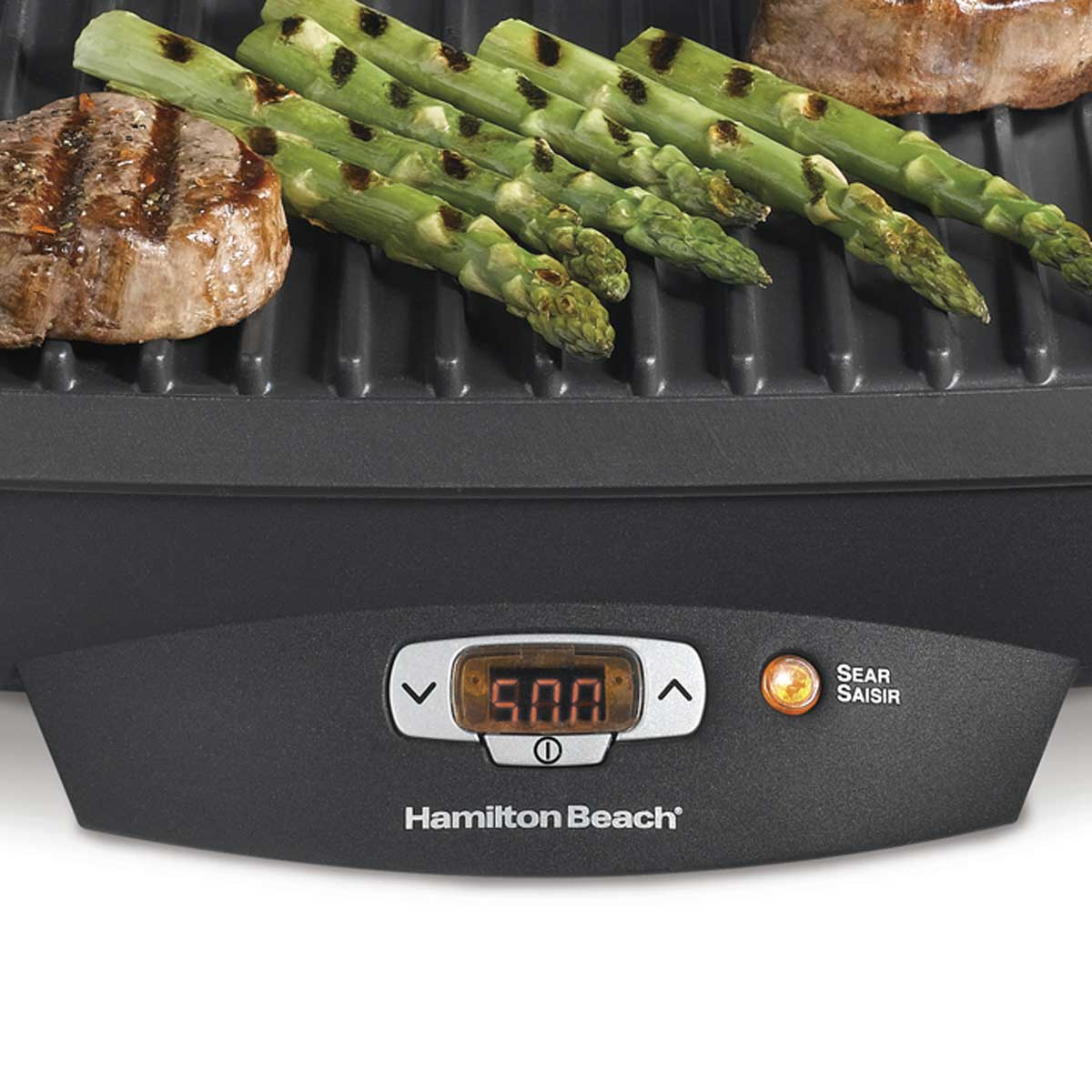 Steak Lover's™ Indoor Grill (25331)