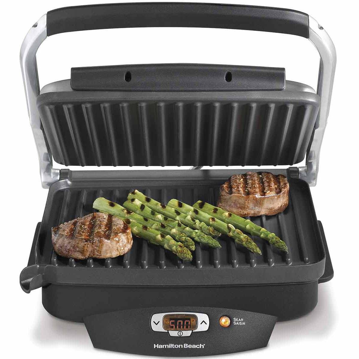 steak lovers indoor grill