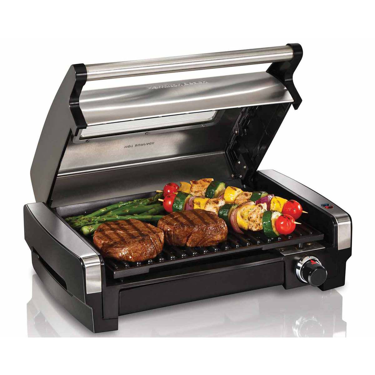 Hamilton Beach Searing Indoor Grill