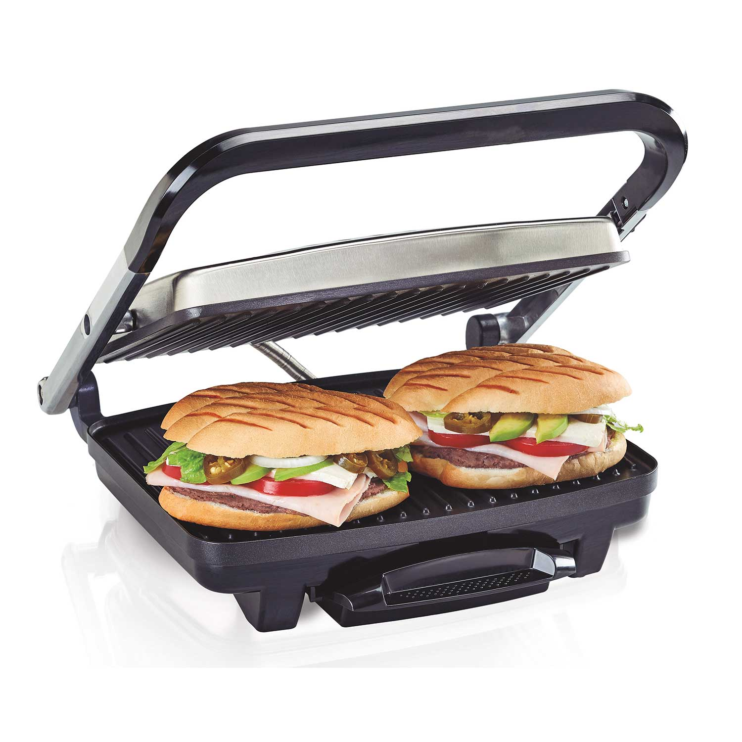 Panini Press & Indoor Grill (25410)