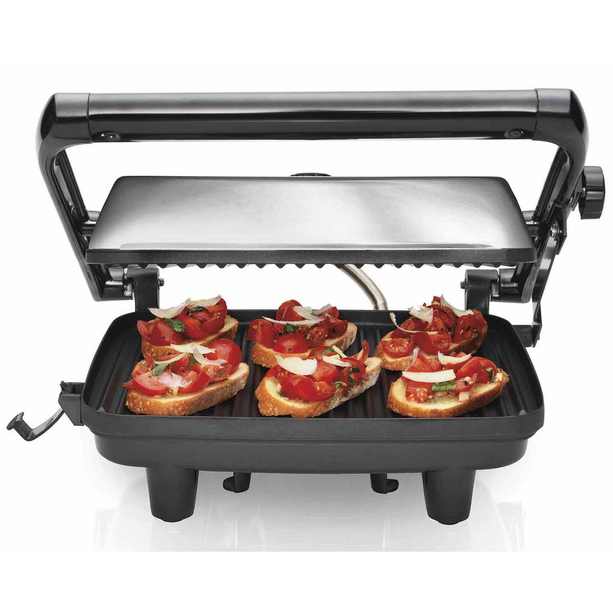 Panini Press Gourmet Sandwich Maker (25460Z)