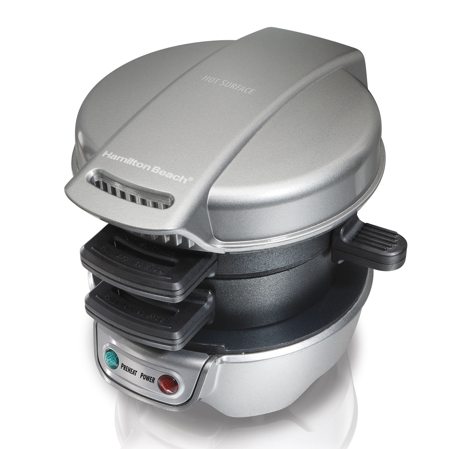 Breakfast Sandwich Maker - Gray (25475)