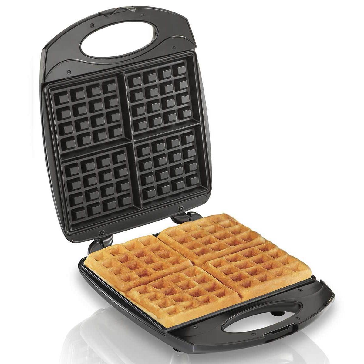 Belgian Style Waffle Maker (26020)