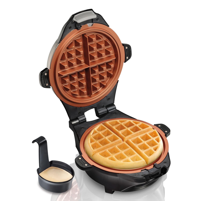 Deep Dish Waffle Maker (26048R)