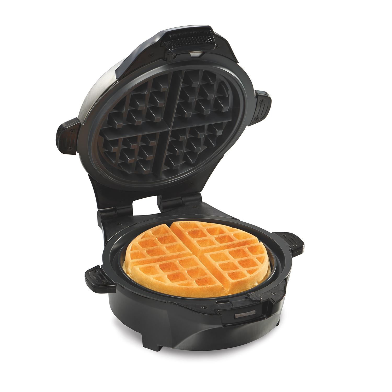 Mess-Free Deep Dish Waffle Maker (26055)