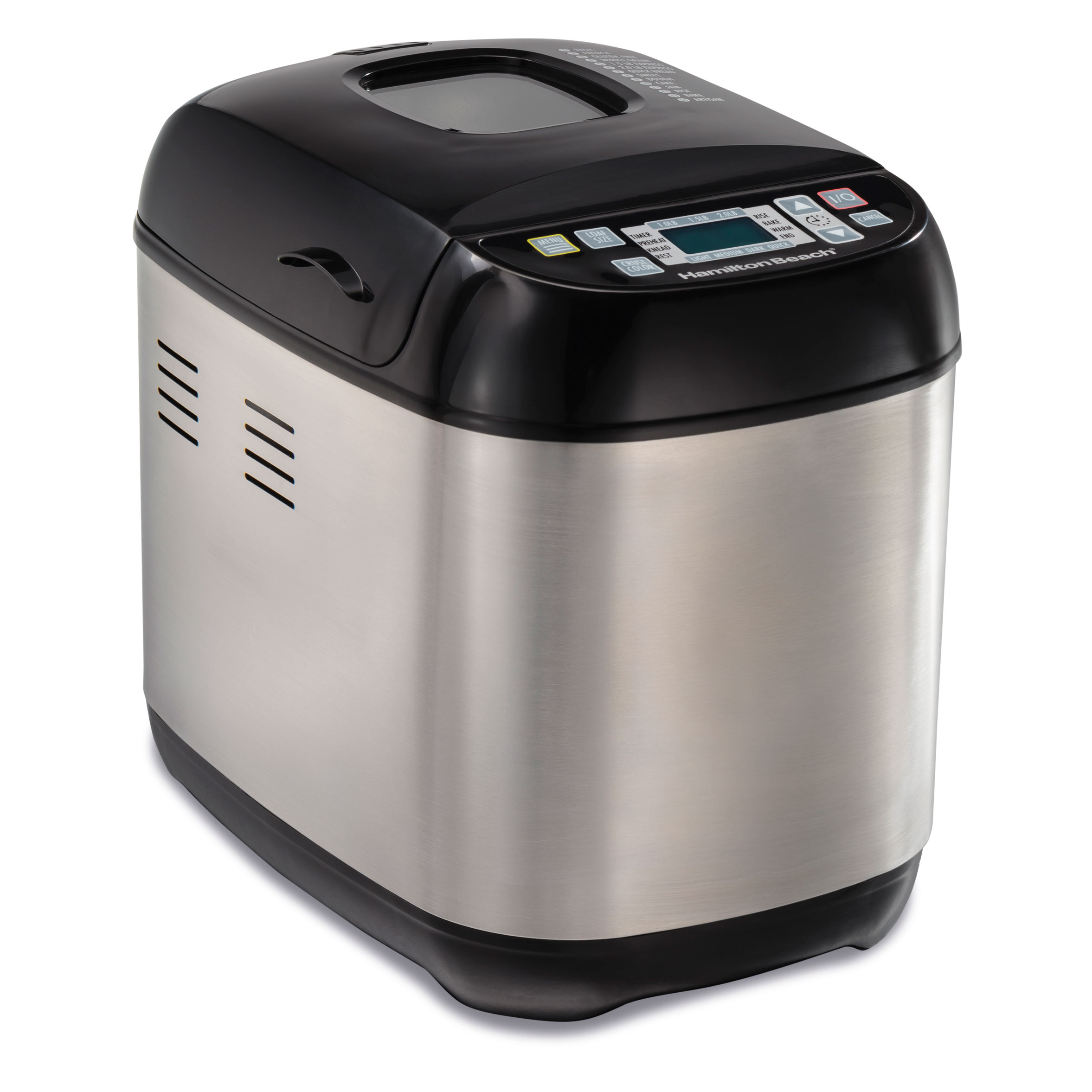 Artisan Dough & Bread Maker (Black & Stainless) (29885)