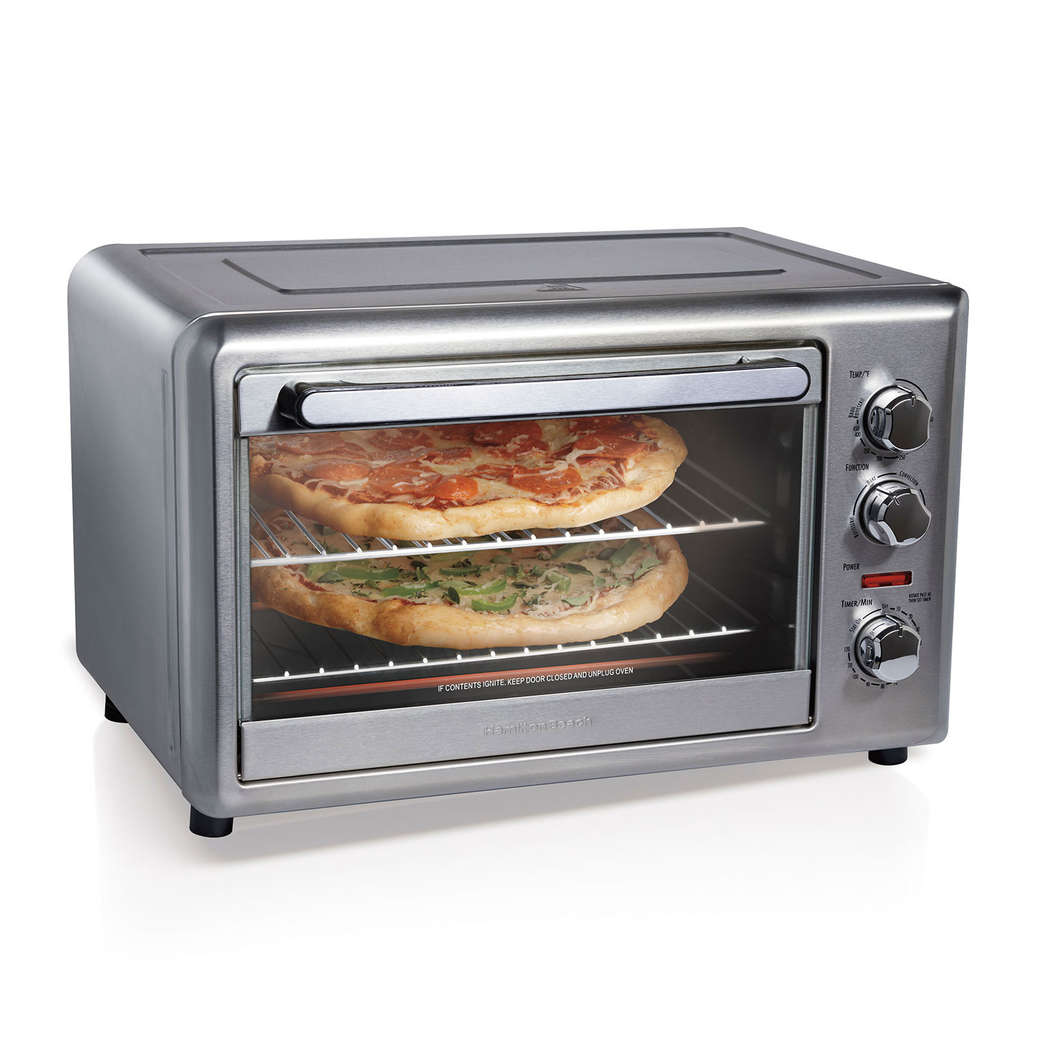 Countertop Oven with Convection and Rotisserie (31106)