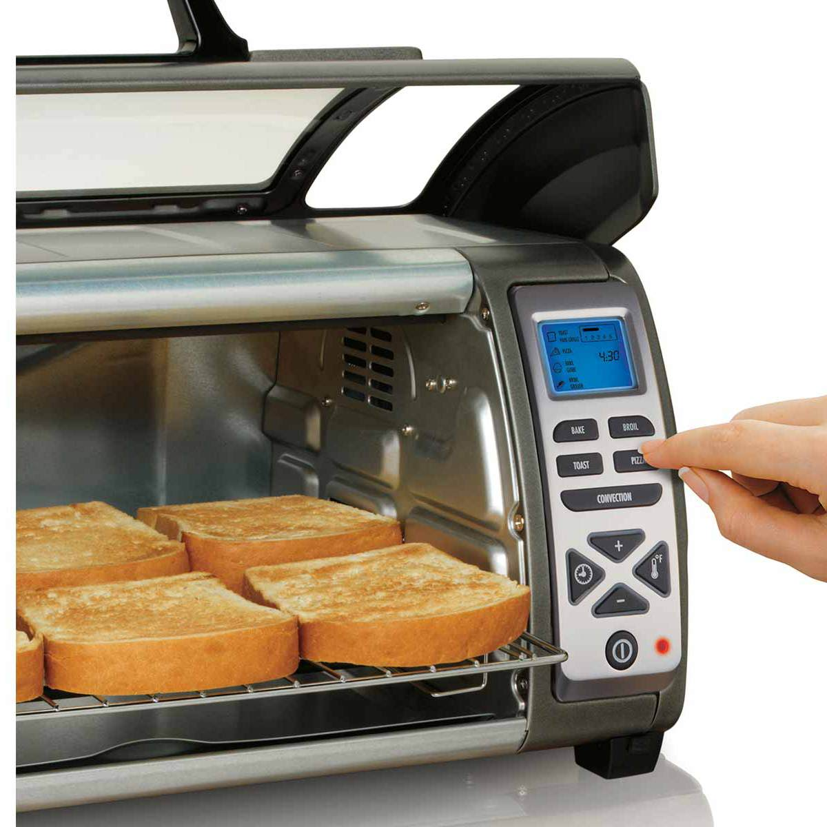 Hamilton Beach 6-Slice Easy Reach® Toaster Oven - 31128