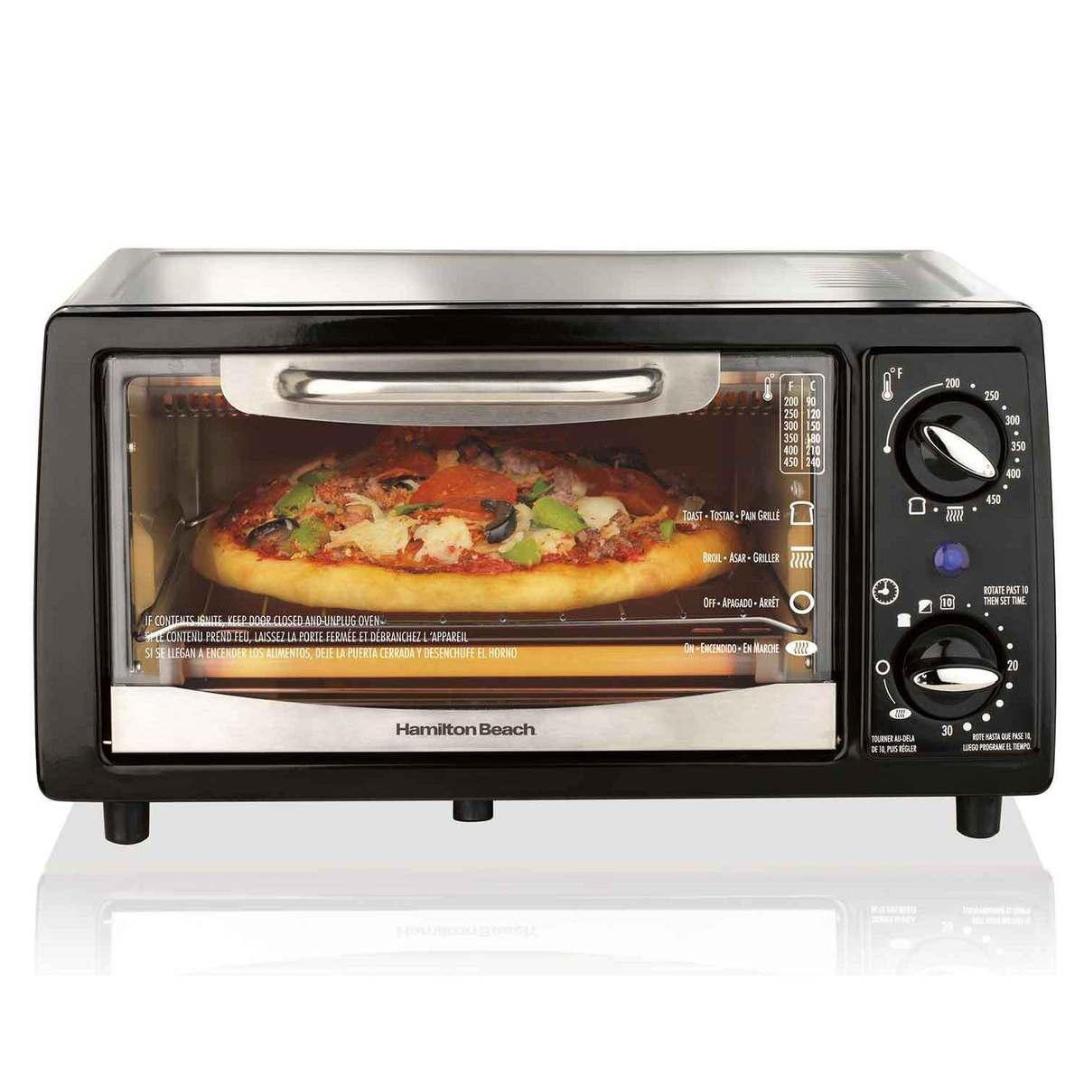 4 Slice Toaster Oven (31136)