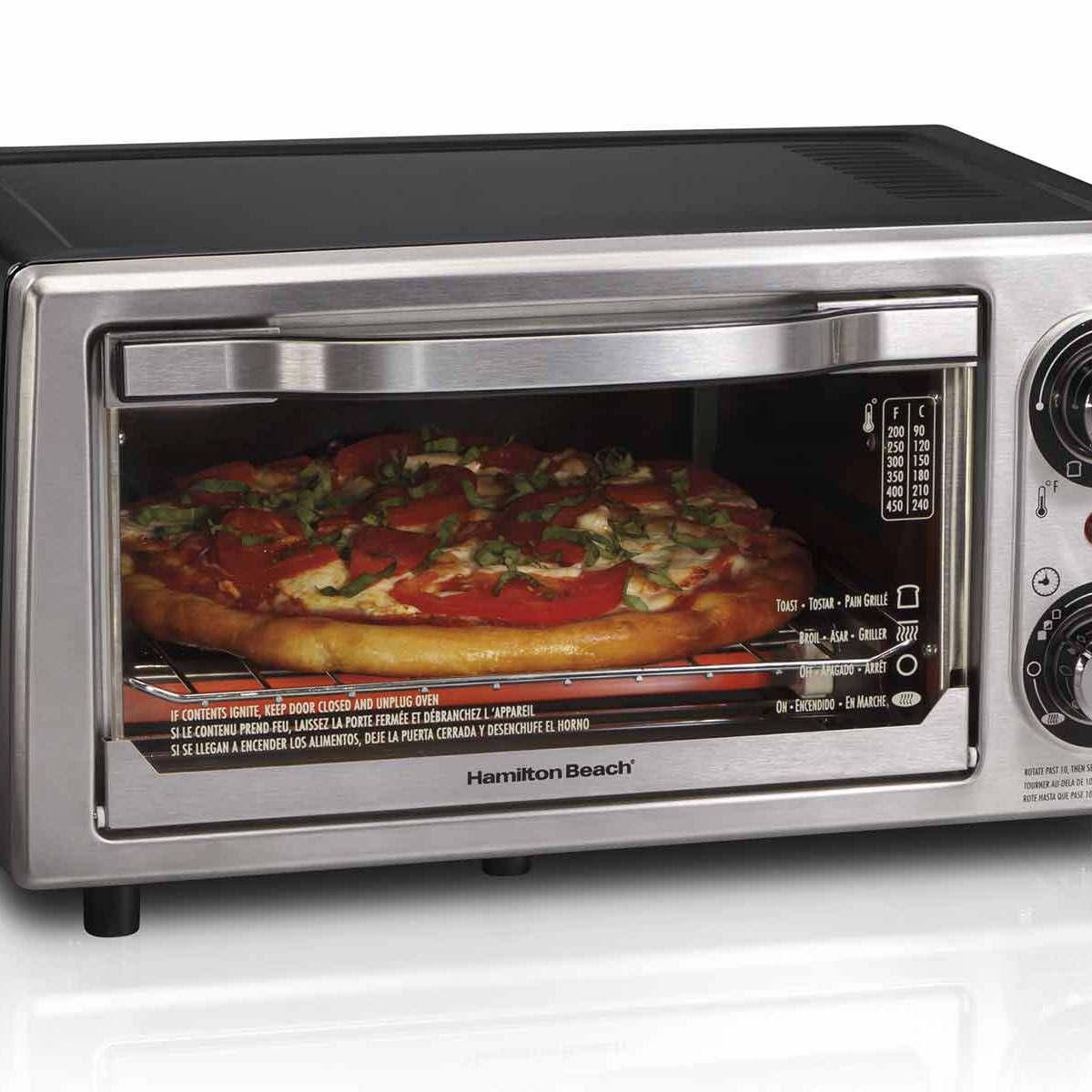 4 Slice Toaster Oven (31139)