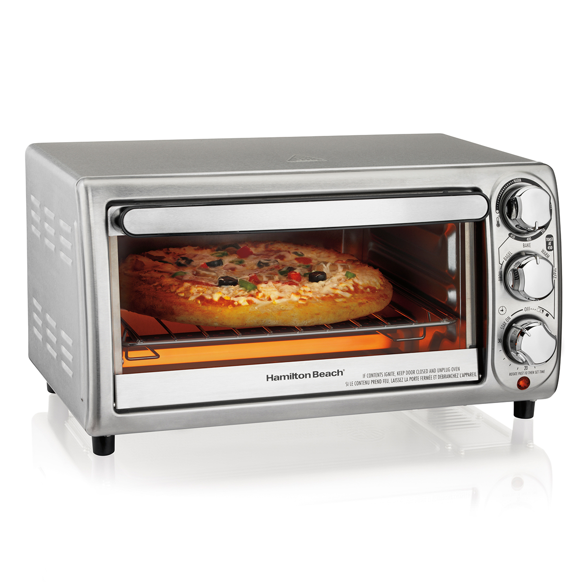 Toaster Oven Parts And Accessories ~ Hamilton beach toaster oven