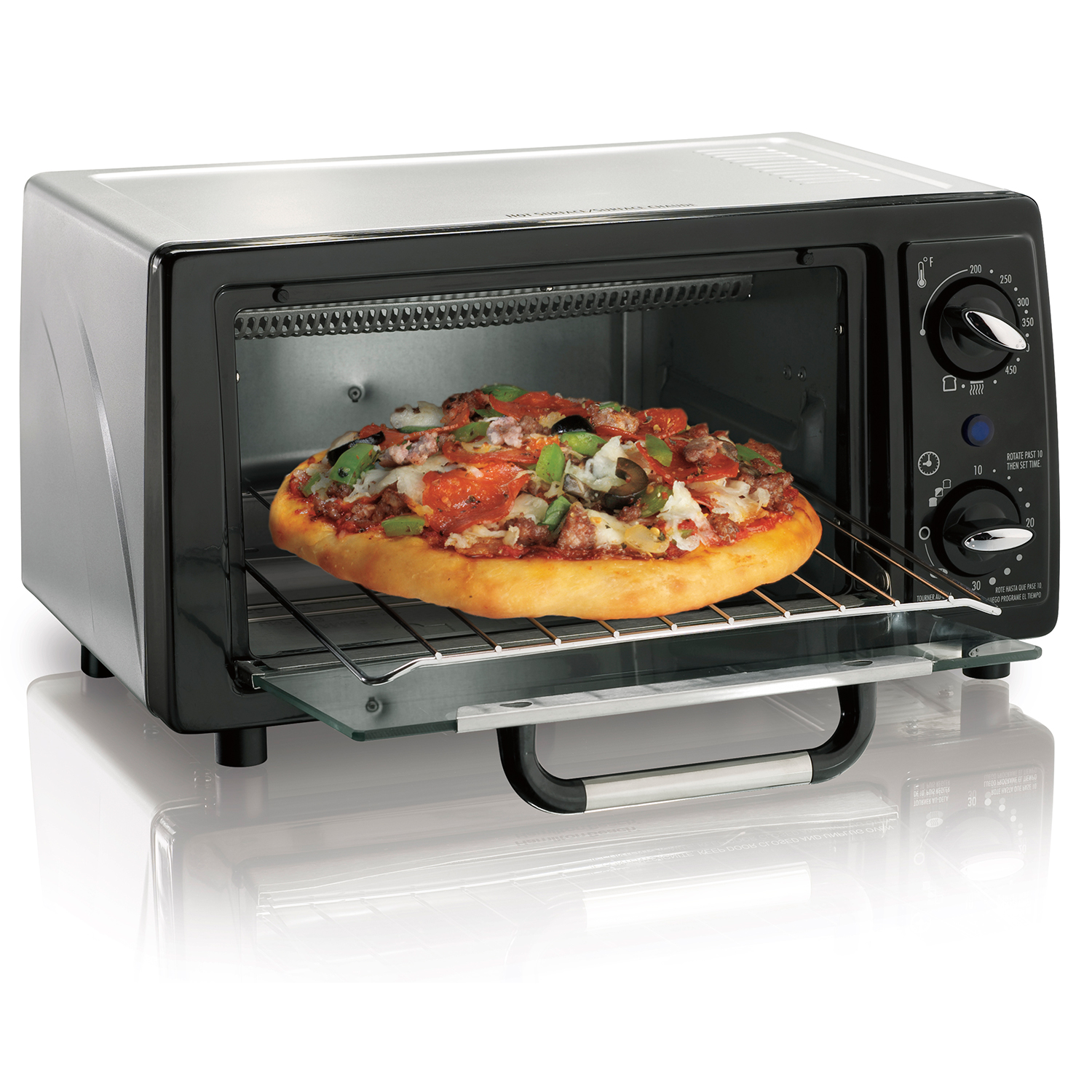 toaster electric oven small europace ovens