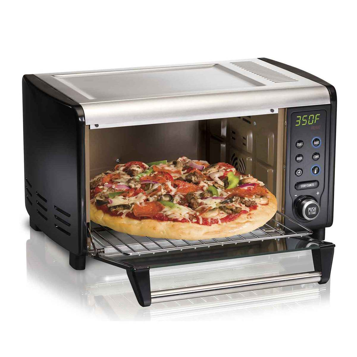 Digital Convection Oven with Easy-Clean Interior (31151)